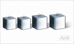 svietnik kocka v jednoduchosti je sila