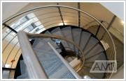 točité schodisko komlpet kovové prevedenie
