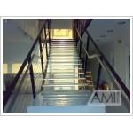 zábradlie a schody